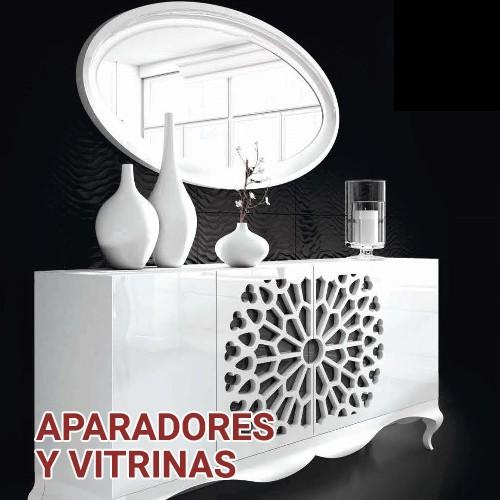 Aparadores y vitrinas de diseño