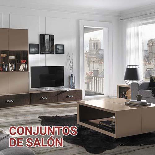 Conjuntos de salón con estilo