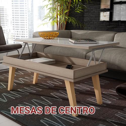 Mesas de centro de todos los estilos