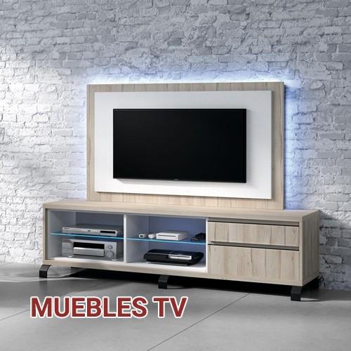 Mueble de televisión con estilo y diseño
