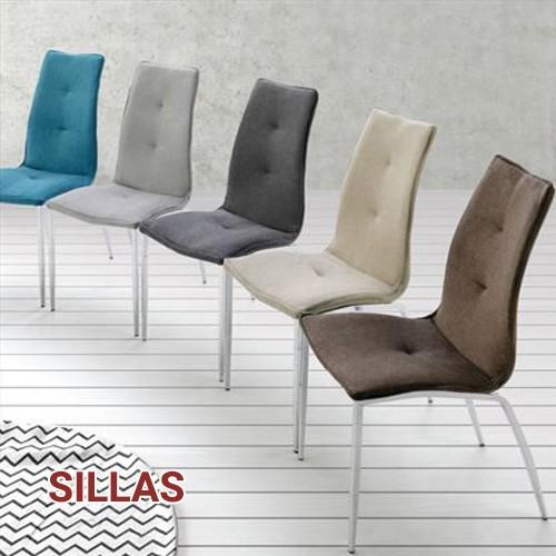 Sillas con estilo y diseño