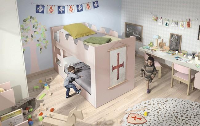 Muebles juveniles en Málaga
