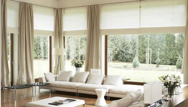 Estores y cortinas en Málaga
